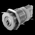 Contacteur à clé à Impulsion Kaba 85-3-033 - diamètre 23mm
