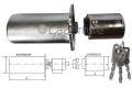 Jeu de cylindres Bricard à profil rond supersureté à bille-18