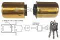 Jeu de cylindres Bricard à profil rond supersureté à bille-81