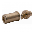 Jeu de cylindre Kaba892 Adapt SURserrure 1et3pts applique Pollux