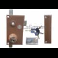 Mécanisme Bricard chifral S2 3 pts verticale fouillot droite