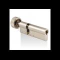 Pollux cylindre européen à bouton renforcé avec profil acier