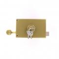 Sérrure JPM VEGA 1pt  horizontale à tirage DROITE clés plates
