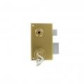Sérrure JPM VEGA 1pt verticale à fouillot DROITE clés plates