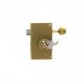 Sérrure JPM VEGA 1pt verticale à tirage DROITE clés plates