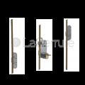 Serrure Vachette 3 pts A2P*** à encastrer avec ensemble blindé