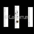 Serrure Vachette 2800 B18 HP - crémones à prolongateur