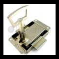 Serrure Vachette pour vitrine 40mm