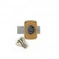 Vérrou city  ISEO Cavith à bouton clés spéciales - 45mm